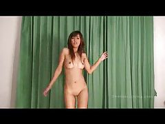 Thai chick bikini striptease and dance tubes