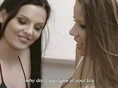 Seriously sensual lesbian sex is hard to resist tubes