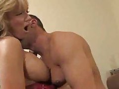 Blonde milf with pierced pussy craves cock tubes