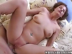 Curvy girl gives POV blowjob before sex tubes