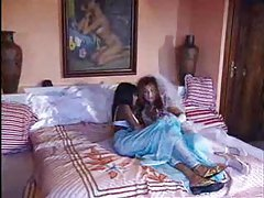 Young Indian babe in three different scenes tube