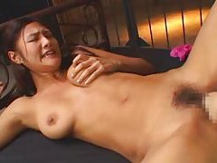 Pretty Asian lesbians make each other happy tubes