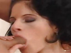 Two dicks in her wet pussy at once tubes