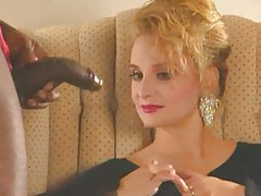 Blonde pornstar takes really big black cock tubes