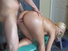 Gorgeous big titty blonde babe boned lustily tubes