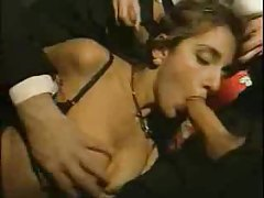 Pregnant girl fucked in her asshole tubes