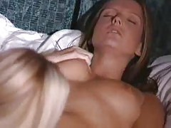 Two lusty young ladies learn about lesbian sex tubes