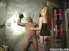 Pain for the submissive man tubes