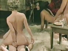 Classic German porn with multiple fucks tube