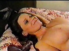 Husband films his wife with new man tubes