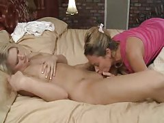 Lesbian sex between hot girls is sizzling tubes