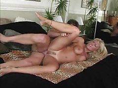 Busty milf meets a man for hard sex tubes
