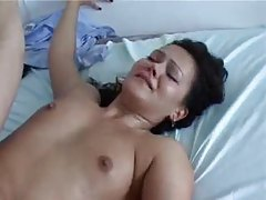 Chick with pierced cunt loves anal sex tubes