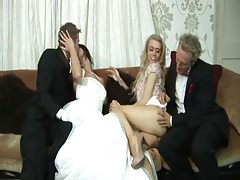 Fun Euro humping with glamorous gals tubes