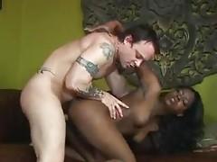 Interracial sex with horny black cheerleader tubes