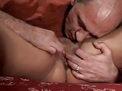 Middle aged couple has a good fuck tubes