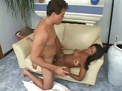 Big white shaft bangs black slut tubes