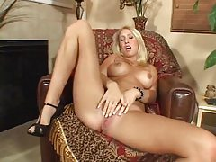 Striptease followed by a POV handjob tubes