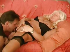 Mature blonde is a hot cocksucker tubes