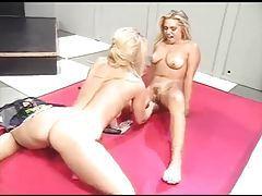 Lesbian sluts lick ass and pussy tubes