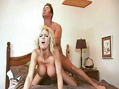 Blonde porn goddess Tylene Buck has erotic sex tubes