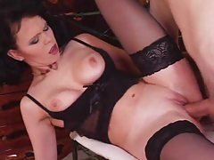 Shaved vagina milf is hot and horny tubes