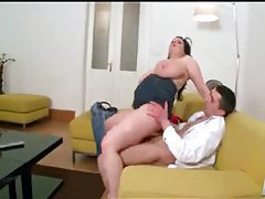 Curvy with huge tits girl fucked tubes