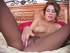 Amy Ried pantyhose jerk off encouragement tubes