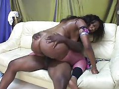 Wicked fat ass on black girl that loves black cock tubes