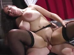 Fat girl with huge naturals fucked from behind tubes