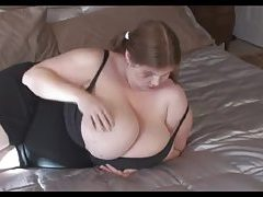 Fat cutie has giant boobs tubes
