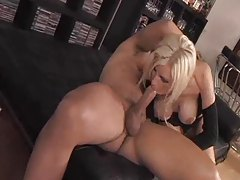 Skinny girl with amazing fake tits fucked tubes
