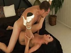 Skinny chick in heels fucked wildly tubes