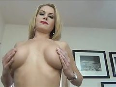 Your hot therapist makes fun of your small cock tube