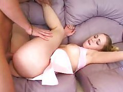 The young pigtailed slut and her lover tubes