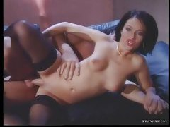 Glamorous hottie fucked in wet pussy tubes