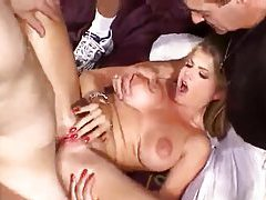 Shared wife has anal sex outdoors tubes
