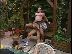 Big sexy tits on girl he fucks outdoors tubes