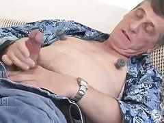 Roger Jerking His Meat tubes