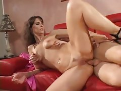 Hot milf lets him have her ass hard tubes