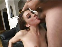 He face fucks the skinny small boobs girl tubes