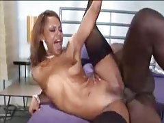 Slim and trim black girl anal tubes