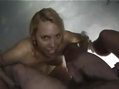 Swinger party in the pool with hot oral tubes