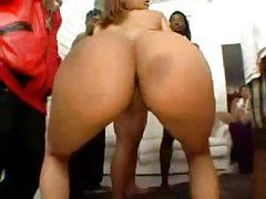 See big black asses bouncing on black cock tubes