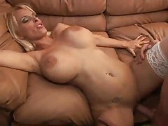 Nice big tits on this fucking milf slut tubes
