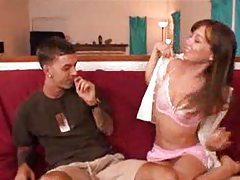 Sexy Capri Anderson looks virginal as she bones tubes