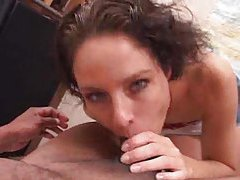 She gives intensely sexy rimjob tubes