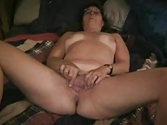 Fucking his aunt in her dirty asshole tubes