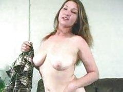 Natural titty girl gets a hot titjob tubes