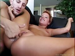 Cute chick explores anal hardcore tubes